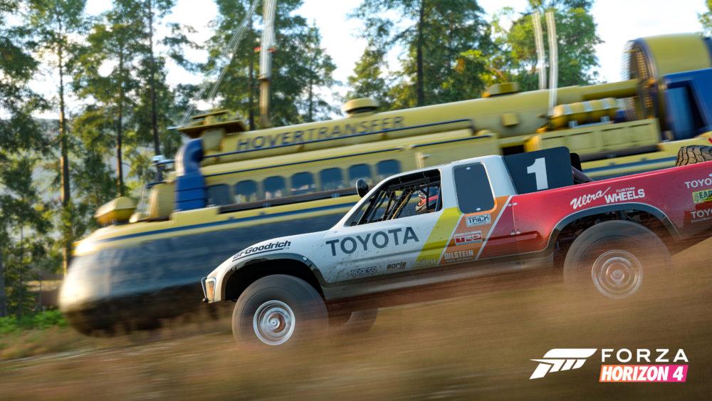 Forza Horizon 4 Review, forza horizon 4, coming to ps4