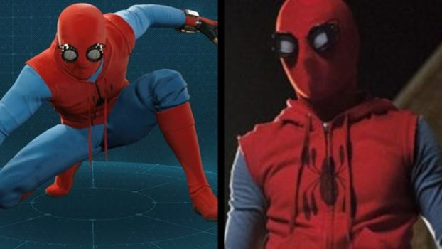 Homemade Suit - Spider-Man: Homecoming (2017)