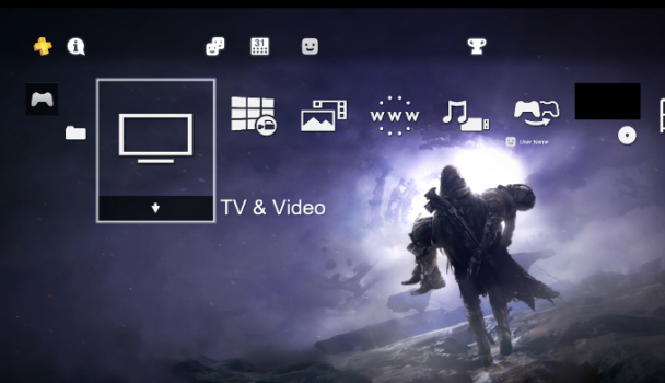 Destiny Free Cayde-6 Dynamic Theme