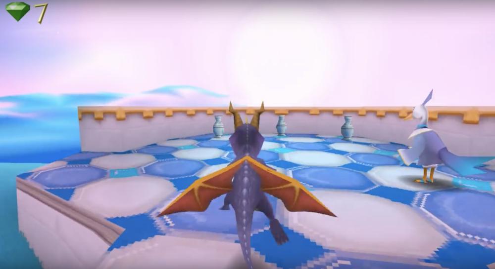 fan-made Spyro game, Spyro: Myths Awaken