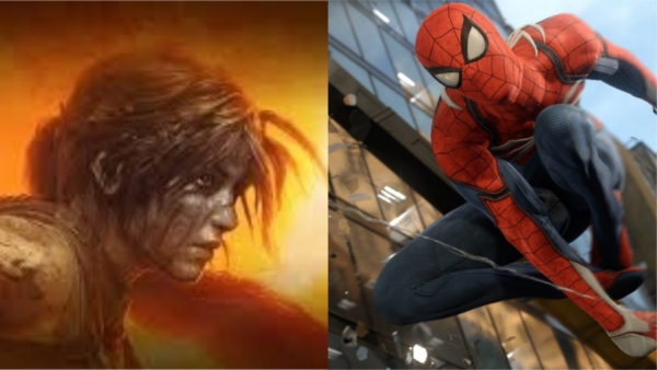 spider-man, shadow of the tomb raider