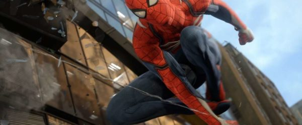 how to start new game plus in Spider-Man PS4