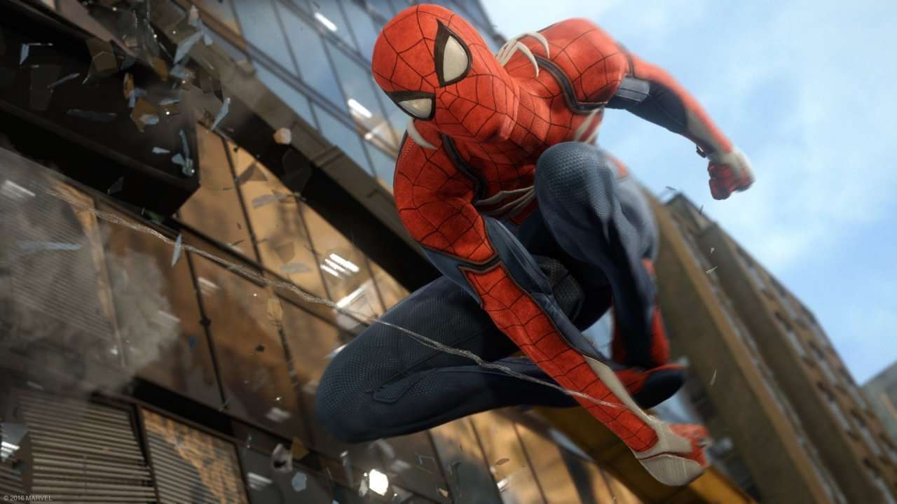 spider-man PS4, how to use photo mode