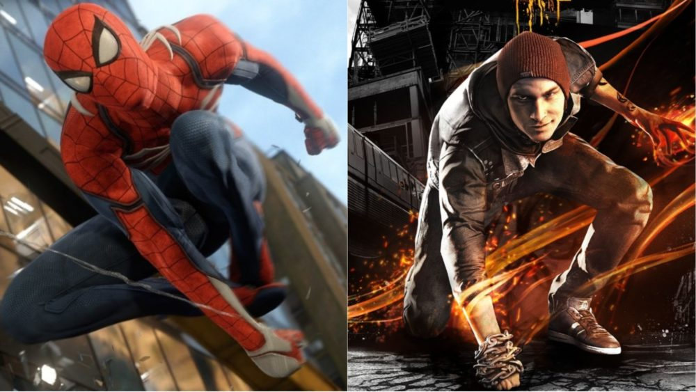 Spider-Man and Infamous