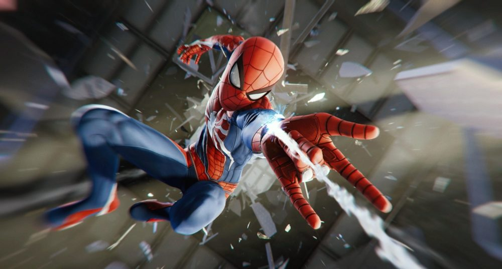 games like spider-man ps4, spider-man ps4, crime tokens, suit powers