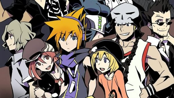 The World Ends With You: Final Mix