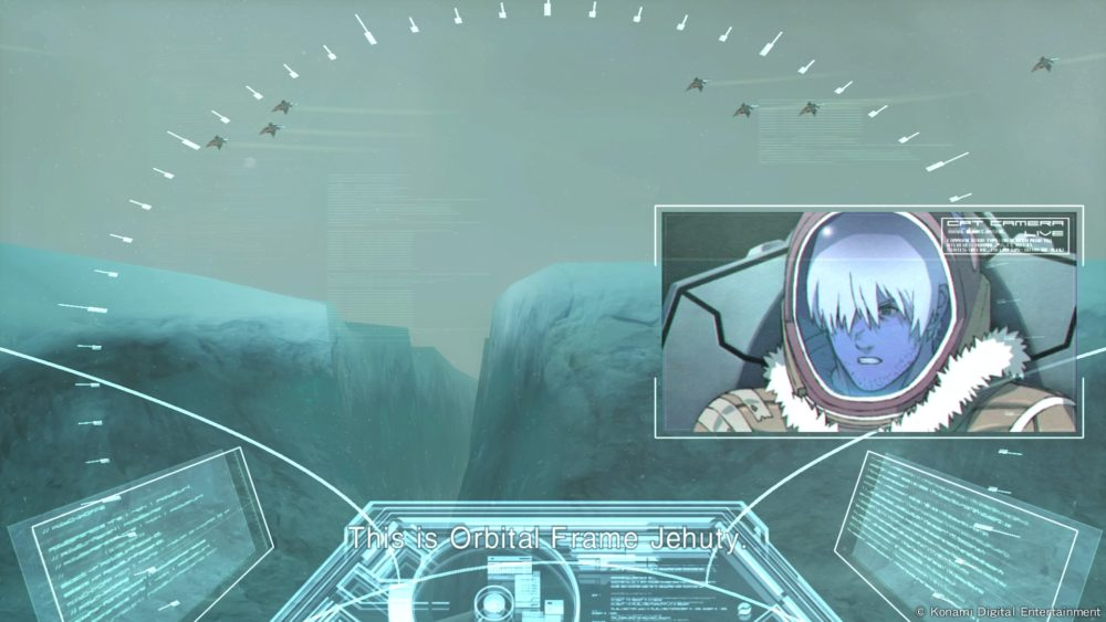 ZONE OF THE ENDERS THE 2nd RUNNER : M∀RS_20180905152026