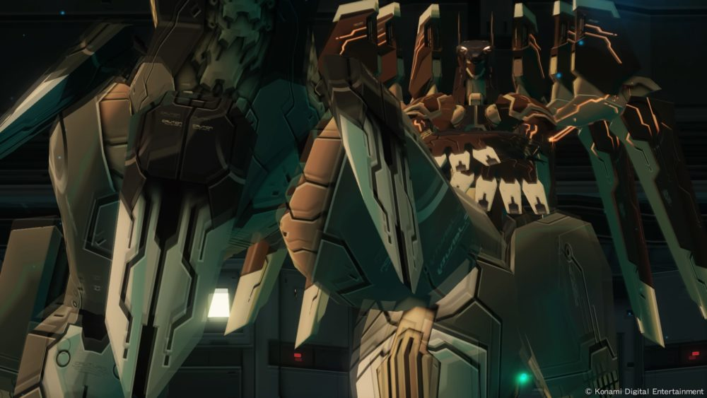 ZONE OF THE ENDERS THE 2nd RUNNER : M∀RS_20180906171725
