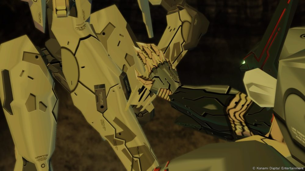 ZONE OF THE ENDERS THE 2nd RUNNER : M∀RS_20180906194624