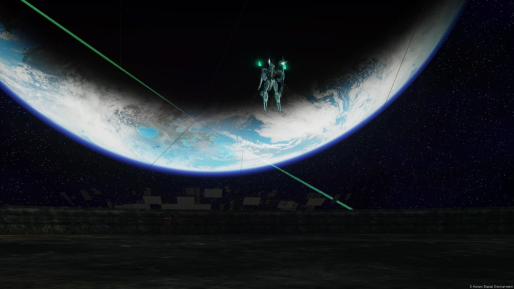 ZONE OF THE ENDERS THE 2nd RUNNER : M∀RS_20180909010853