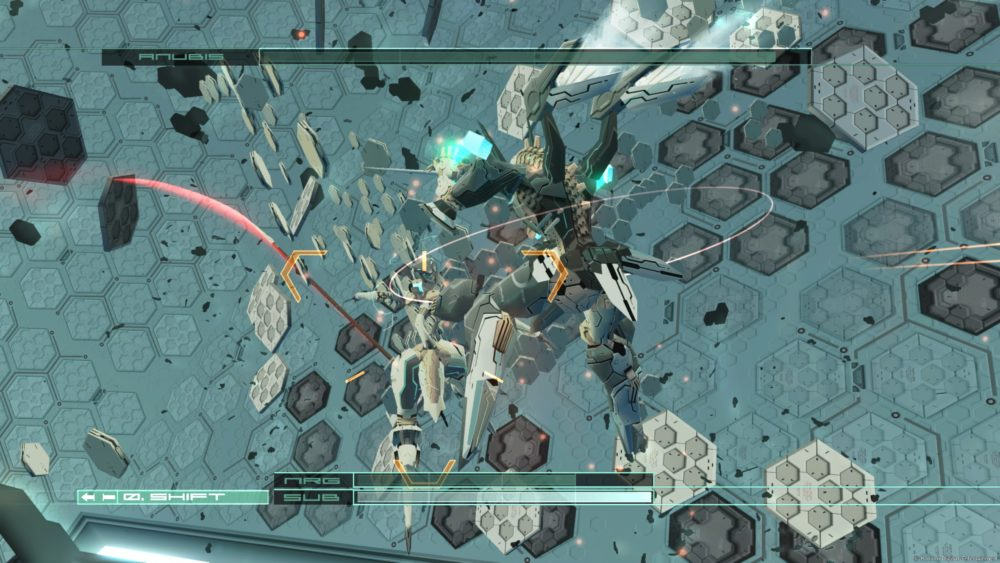 ZONE OF THE ENDERS THE 2nd RUNNER : M∀RS_20180909011131