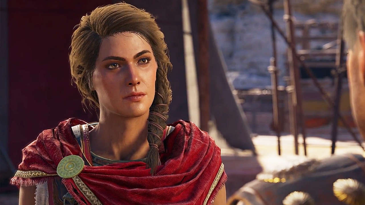 Odyssey S Alexios And Kassandra Give Assassin S Creed The Spark