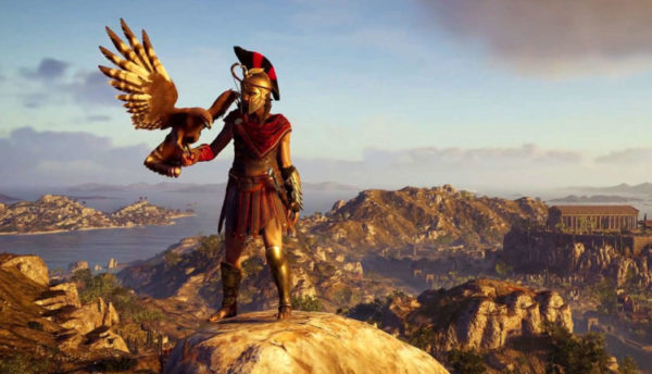 assassin's creed odyssey, what the install size is, ac odyssey, install size, file size, upgrade weapons, beginner tips