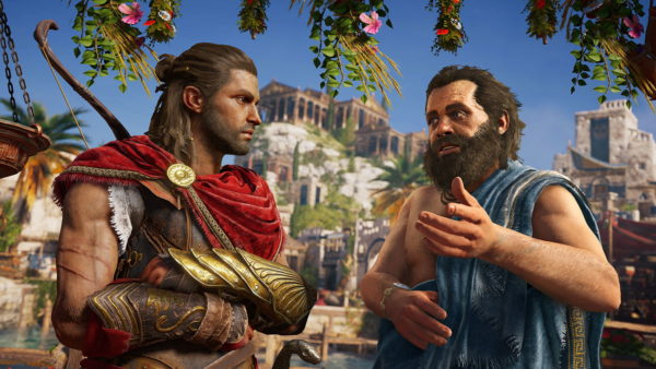 assassin's creed odyssey, all endings