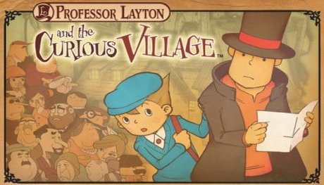 professor layton, curious village