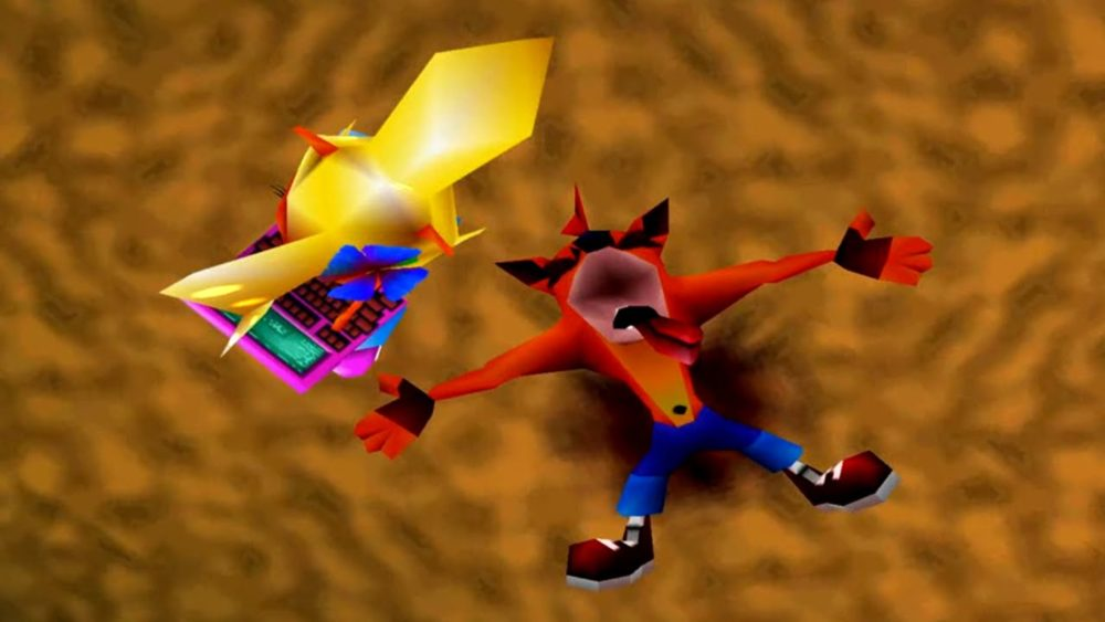 Best Selling PS One Games, Crash Bandicoot 2: Cortex Strikes Back