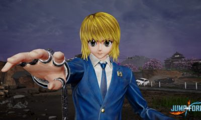 Jump Force, Kurapika, Hunter X Hunter