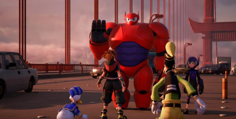 kingdom hearts iii,