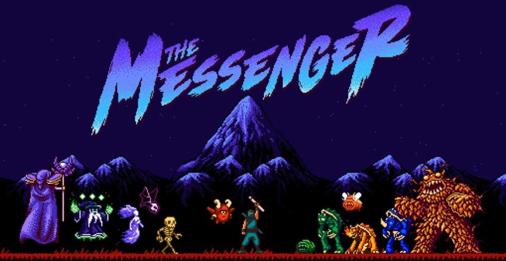 the messenger, review