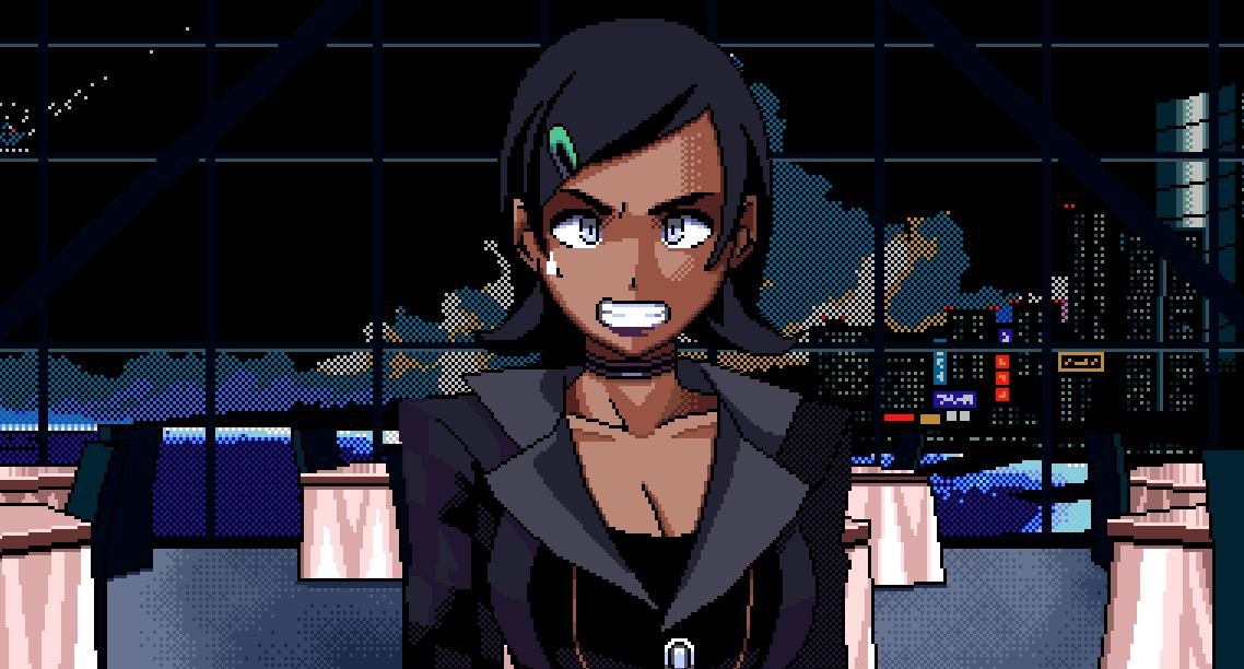 N1RV Ann-A: Cyberpunk Bartender Action, VA11 Hall-A