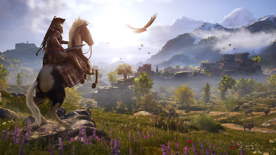 assassin's creed odyssey, change appearance in assassin's creed odyssey, difficulty achievement, difficulty trophy