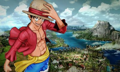 One Piece, One Piece: World Seeker