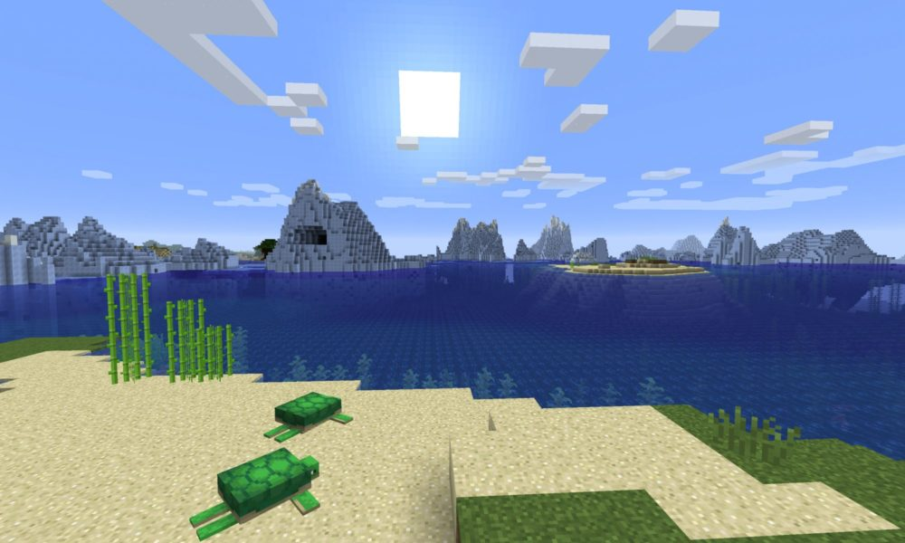 Minecraft, best minecraft 1.13 island seeds