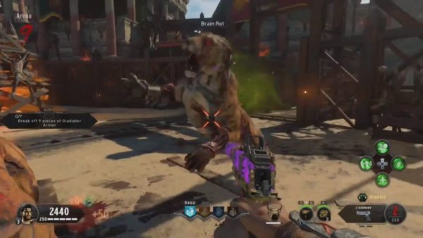 black ops 4, here kitty kitty trophy and achievement, how to get, brain rotted tiget