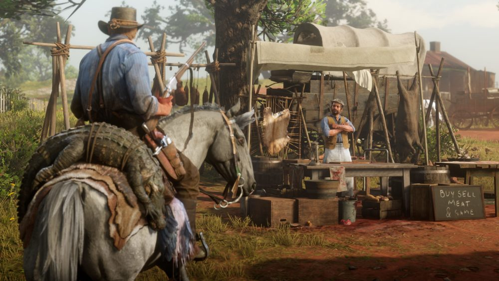 Red Dead, Red Dead Redemption 2, Open World, Rockstar, PS4, Xbox One