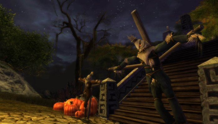 Dungeons & Dragons Online, halloween, events, 2018, features