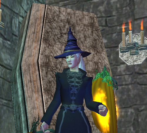 EverQuest, Halloween, Events, Nights of the Dead