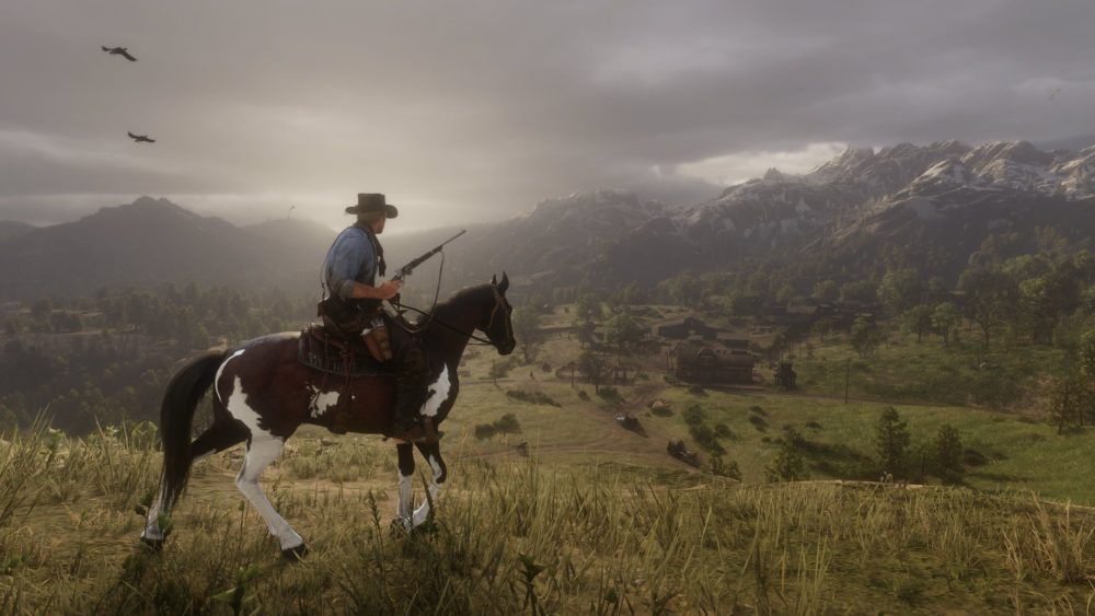 Red Dead Redemption 2, Red Dead, Rockstar, Open World, PS4, Xbox One