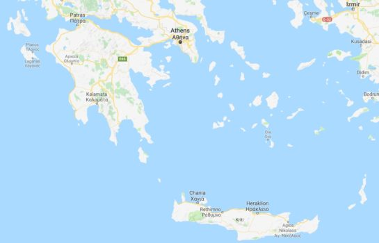 Here S How Big Assassin S Creed Odyssey S Map Is Compared To Greece