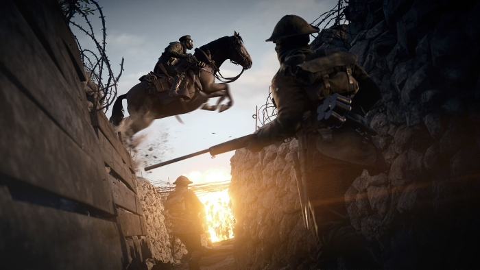Xbox Games With Gold, Battlefield 1