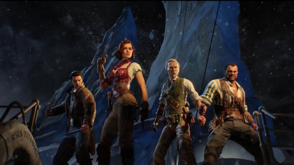 How to pack a punch in Voyage of Despair, Black ops 4 Zombies