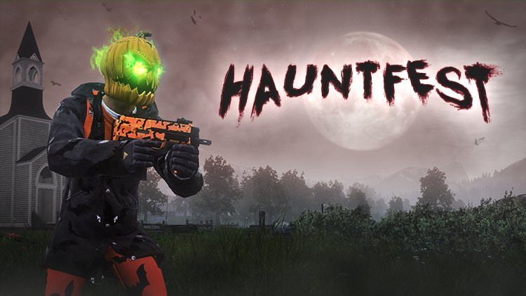 H1Z1, Halloween, 2018, events, features