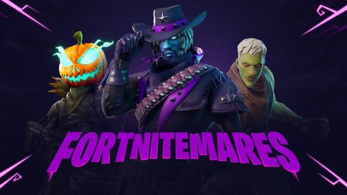 Fortnite Halloween Event Fortnitemares Arrives Alongside