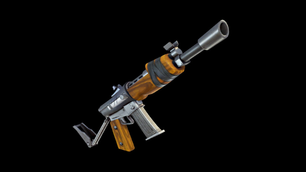 Fortnite, is the burst assault rifle vaulted in Fortnite