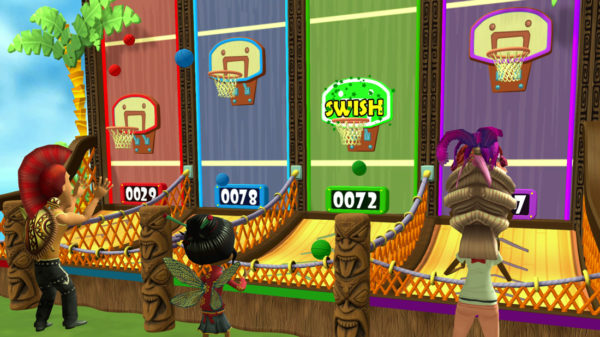carnival games, ps4, xbox one, switch, port