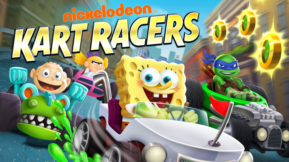 Nickelodeon Kart Racers Set to Release for Consoles this Month