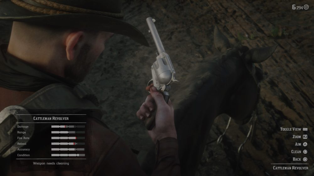 Red Dead Redemption 2 best weapons