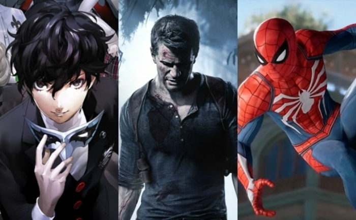 ps4, success, spider-man, persona