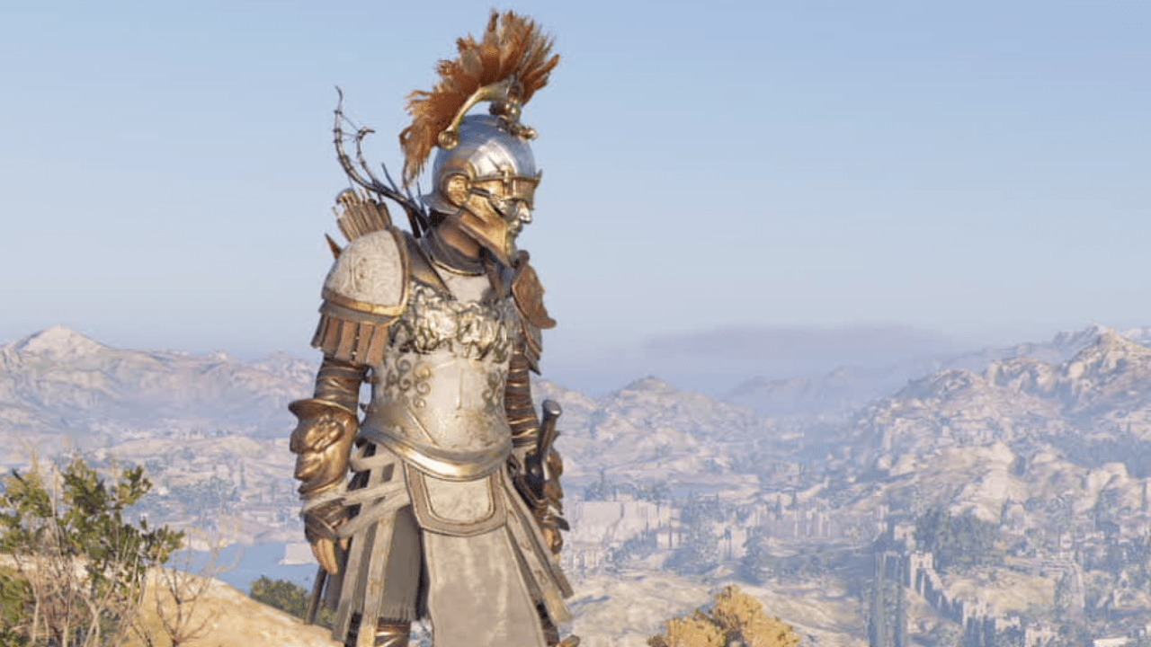 Assassin S Creed Odyssey Best Legendary Weapons Armor