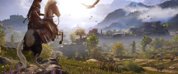 assassin's creed odyssey photo mode, how to take photos, ac odyssey, guide,