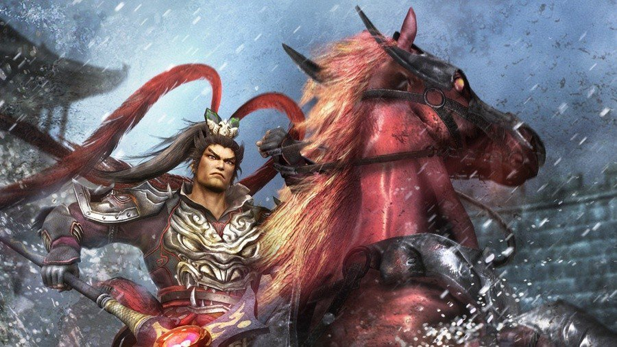 dynasty warriors, dynasty warriors 8, Switch, Nintendo, 2018, KOEI TECMO