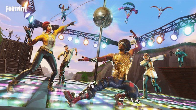 fortnite, disco domination