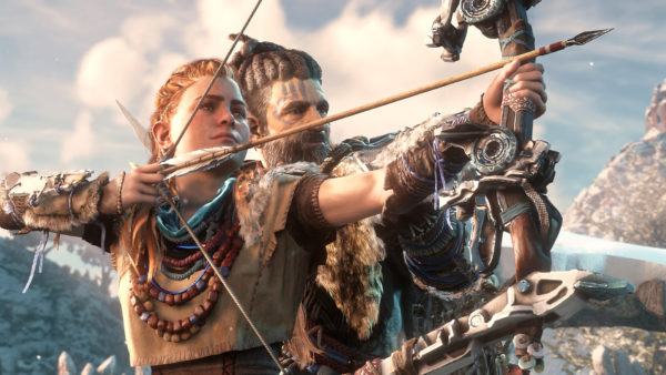protagonists, horizon zero dawn, aloy, protagonist, top 10, Guerrilla, Guerrilla Games, PS4, Sony, best ps4 exclusives
