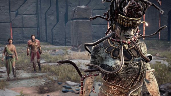 how to beat medusa, assassin's creed odyssey, ac odyssey, boss, strategy
