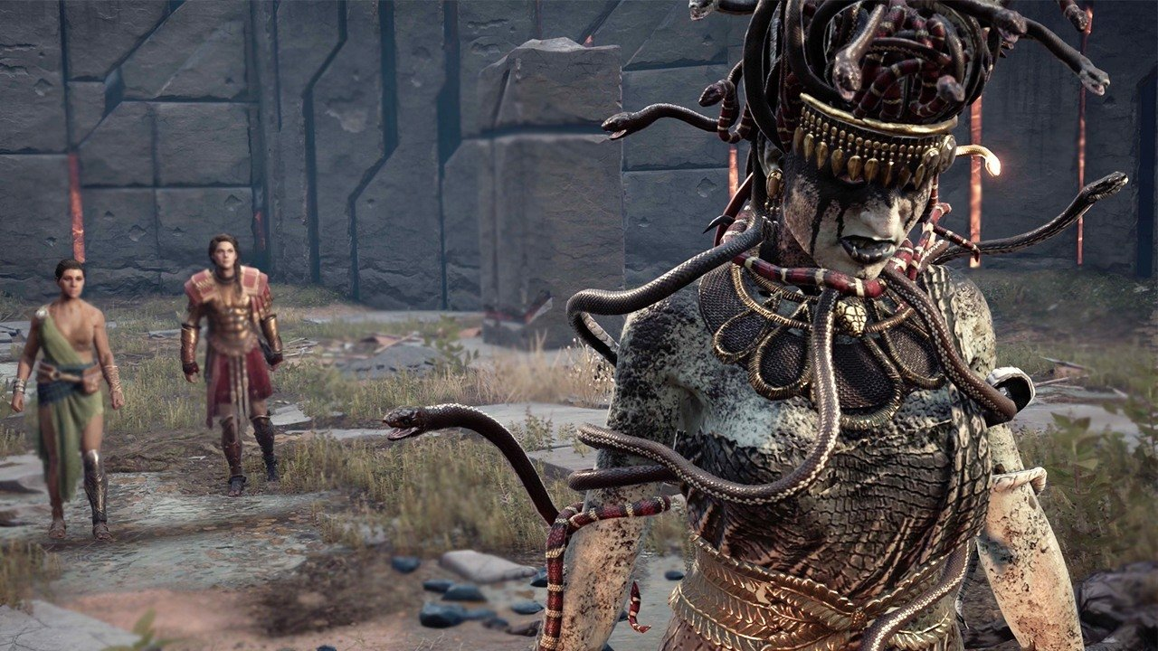 Assassin S Creed Odyssey How To Beat Medusa
