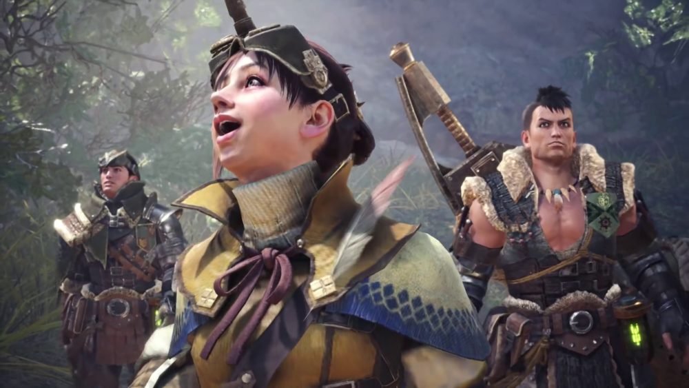Monster Hunter: World, cliches, cliche, monster hunter world, pc, ps4, xbox one, features, video games
